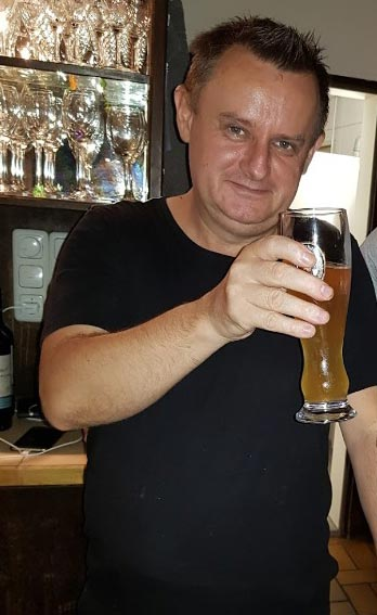 Chef Miovcic Aubingers Zwickelwirt
